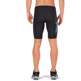 2XU ICE X Compression Shorts Men black/lapis blue white